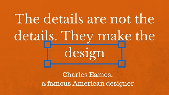Charles Eames quote