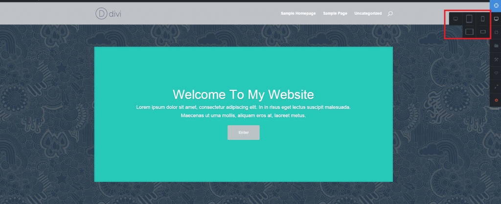 CSS Hero Responsive Editor Tool