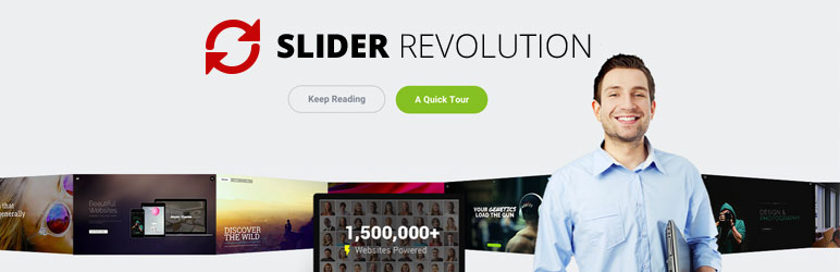Customize Slider Revolution with CSSHero