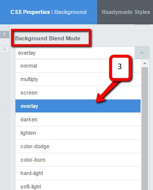 Add CSS gradient overlay - step 3